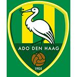 teamfoto voor ADO Den haag