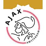 teamfoto voor Ajax