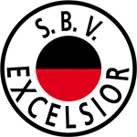 teamfoto voor Excelsior