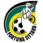 teamfoto voor Fortuna Sittard