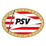 teamfoto voor PSV