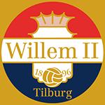 teamfoto voor Willem II