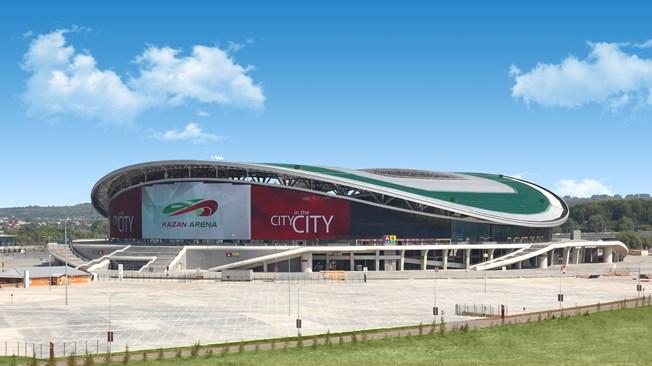 Kazan: Kazan Arena