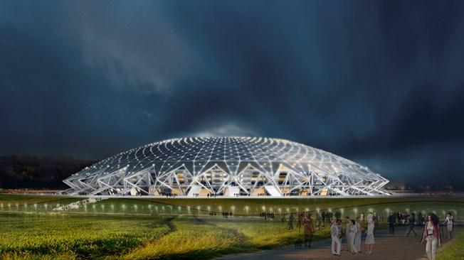 Samara: Cosmos Arena